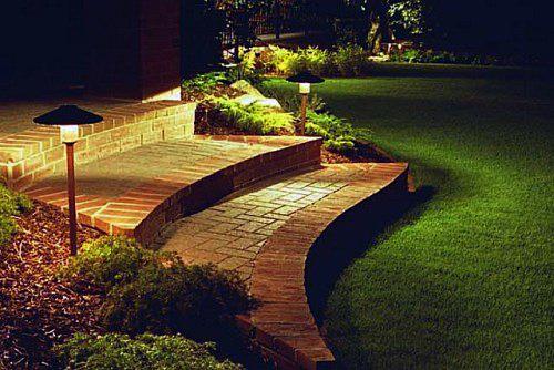 Iluminaci n para el jard n el blog de los mejores for Luces de jardin exterior
