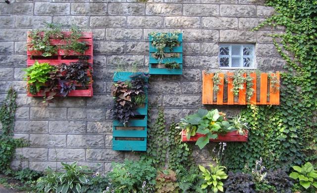 palet jardin vertical 5