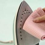 limpiar-plancha-paño