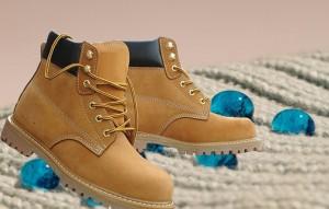 Limpieza zapatos ante